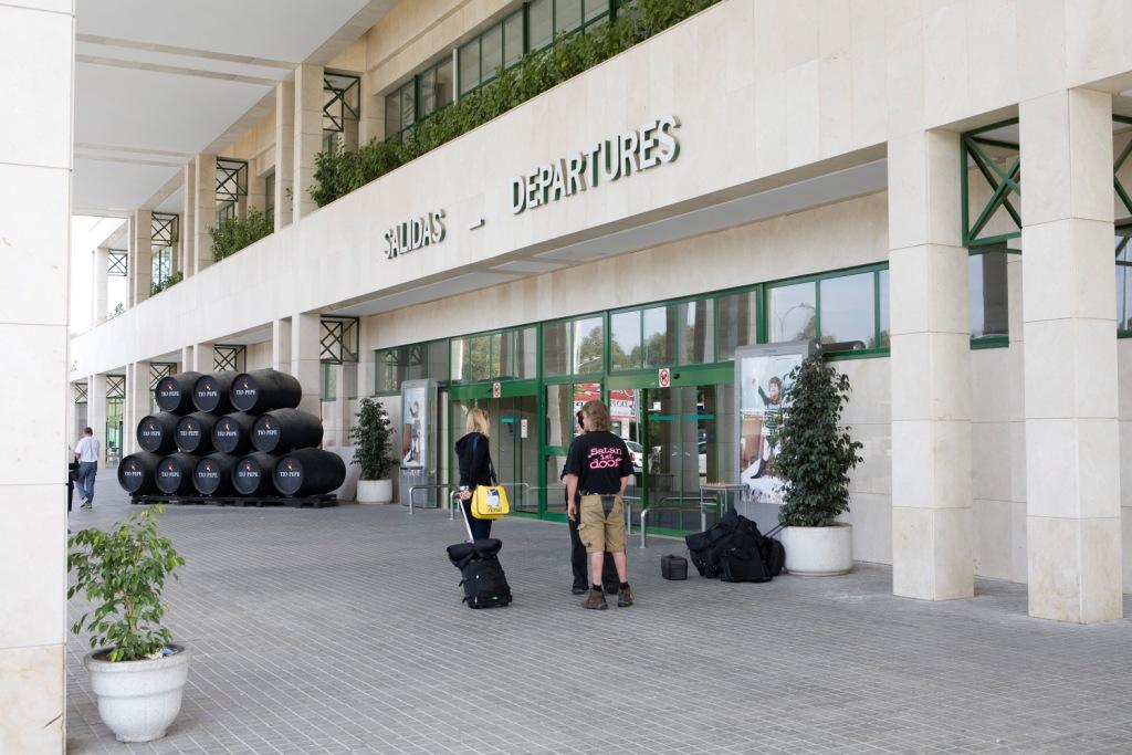 Aeropuerto Jerez de la Frontera