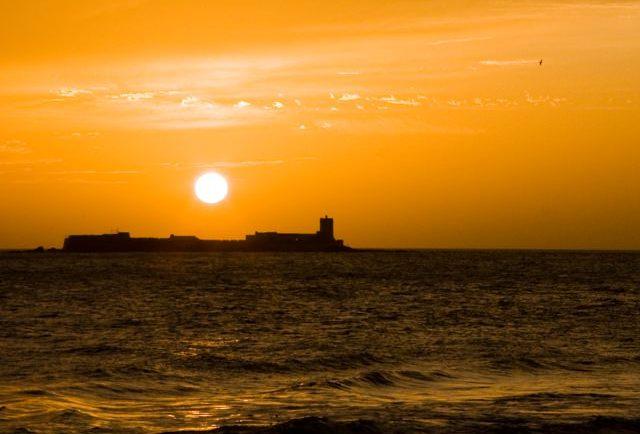 Playa La Barrosa de Chiclana