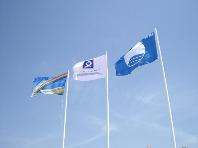 Certificado ISO 14001 para La Barrosa y la playa de Sancti Petri